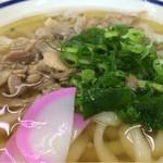 黒田藩 - 料理写真:かしわうどん