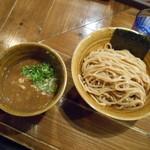 ベジポタつけ麺えん寺 - 胚芽麺選択