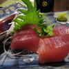 炉ばた焼 泉崎 - 料理写真:マグロの刺身♪
