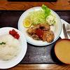 太和良食堂 - 料理写真:トンステーキ定食(大盛り)(2015年12月)