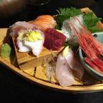 漁屋 - お通し700円×2名分