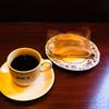 ドトールコーヒーショップ - 料理写真:ブレンドコーヒー+ミルクレープ