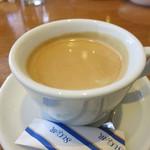 PIZZA SALVATORE CUOMO - ホットコーヒー