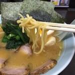 人形町らーめん いなせ - 味チャー(¥800−)