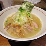 麺と心 7 - 松茸薫る鴨白湯