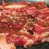 牛角 - 料理写真:牛角カルビ