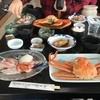 お宿 うおたけ - 料理写真:カニ定食