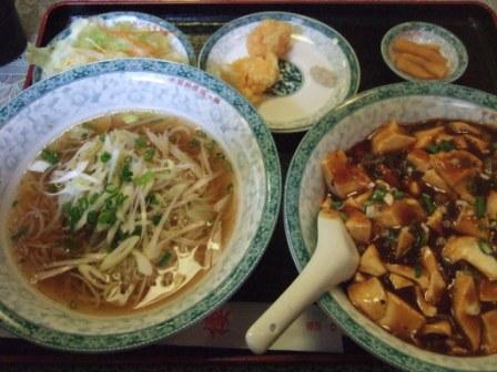 中国料理 福星楼
