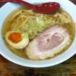 ヌードル マン - 中華そば(660円)