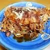 お好み焼みよし - 料理写真:肉卵そば(580円)