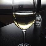 チェントペルチェント - グラス白ワイン