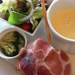 チェントペルチェント - 前菜とスープ
