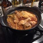 とり・チキン・FUZI - チゲ鍋
