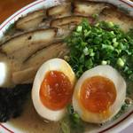 福来家 - スーパーチャーシュー麺