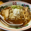 華みち - 料理写真:中華そば 太麺 ¥600