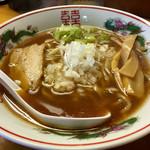 46120310 - 中華そば 太麺 ¥600