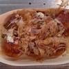 たこ道楽 - 料理写真:タコ焼き 辛口