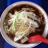 龍宝 - 料理写真:正油野菜ラーメン