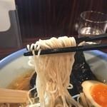 46130391 - 塩らーめんの麺