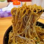 博多金龍 - 麺はほぼ焼きそば