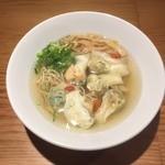 つなぎ - 1月限定麺