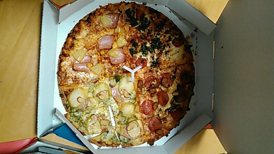 ドミノ・ピザ 長住店