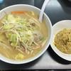 一心亭 - 料理写真:チャンポンセット