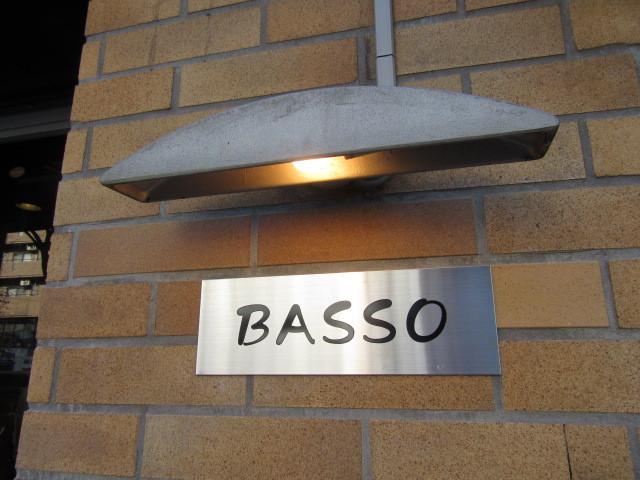 BASSO �]�ː싴