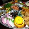 すし若 - 料理写真:定10皿のお正月オードブル(平成28年のお正月)