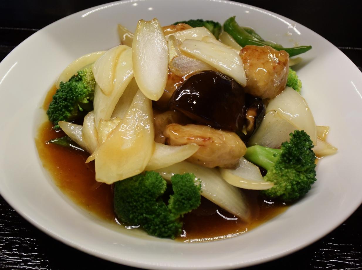 china kitchen ゆの葉