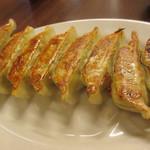 麺家 光 - 餃子
