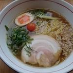 ホット・エアー・コーポレーション - 醤油ラーメン