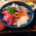 遊酒 花房 - 7種海鮮丼