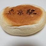 東京あんぱん 豆一豆 - モチモチアンパン(185円)