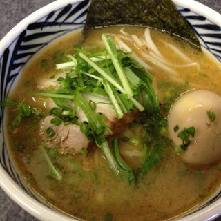 麺魂 - 料理写真:「海老そば」(2015.10)