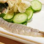 たこつぼ - 生蝦蛄