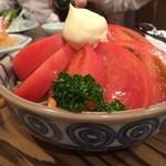 ひろちゃん - 冷やしトマト