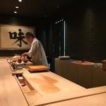 鮨さゝ木 - 店内