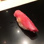 鮨さゝ木 - 中トロ