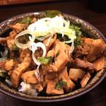 三竹寿 - 特製鶏飯