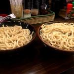 三竹寿 - 並盛り、大盛り