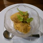 フォンティーナ チーズ ダイニング - 料理写真:アイス