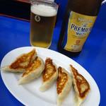 来来亭 - 餃子とビール