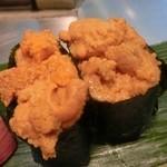 魚がし日本一 - うに