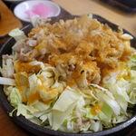 大盛軒 - 鉄板麺 880円