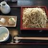 はな月 - 料理写真:辛味大根蕎麦800円、大盛プラス150円です。