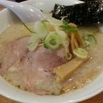 野方ホープ - しおラーメン(こってり)2016.1.6