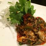 コリアンキッチン初中後 - 牡蠣フェ❤︎
