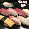 築地玉寿司 - 料理写真:小江戸握り+サバ
