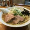 中村屋総本山 - 料理写真:煮干しそば ¥750